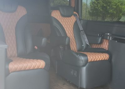 Sprinter Seating